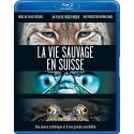 Wildnis Schweiz - Blu-Ray