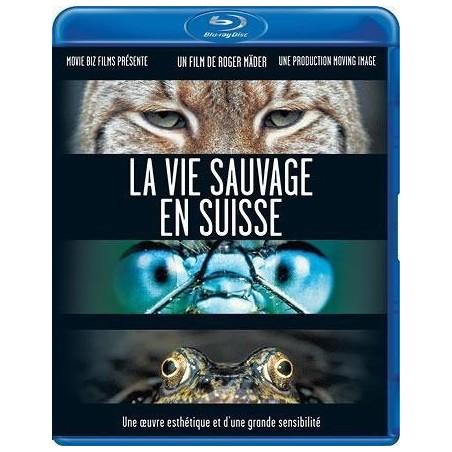 La vie sauvage en Suisse - Blu-Ray