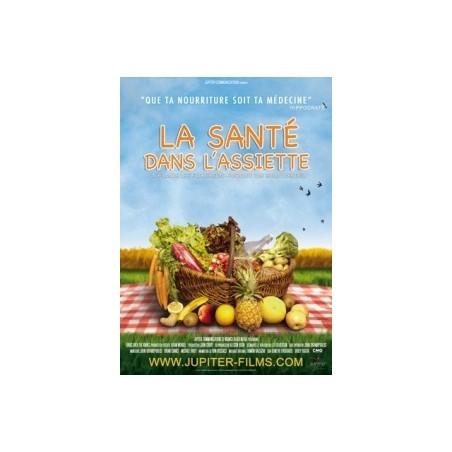 La santé dans l'assiette - 2 DVD