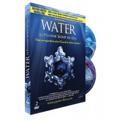 Water - Le pouvoir secret de l'eau - 2 DVD