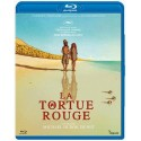 La tortue rouge - Blu-ray - F