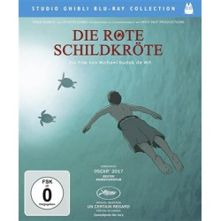 The Red Turtle - Blu-ray - D