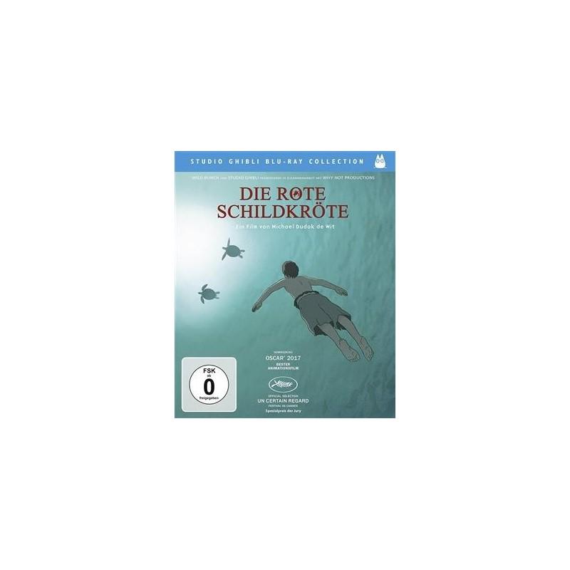 Die rote Schildkröte - Blu-ray - D