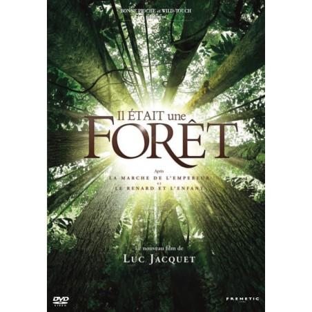 Das Geheimnis der Bäume (Il était une forêt)