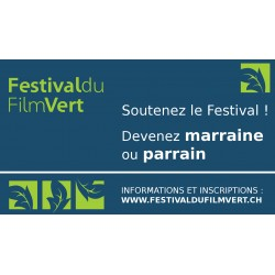 Parrainage Festival du Film Vert 2019