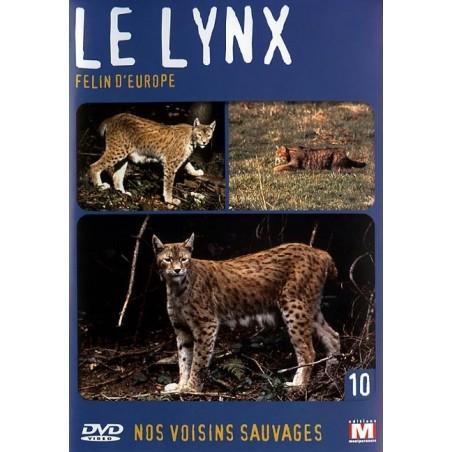 Le lynx - Félin d'Europe