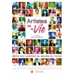 Artistes de la vie - proj publique