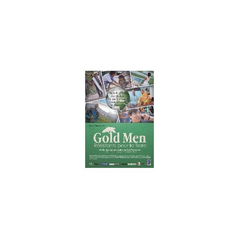 Gold men - résistants pour la Terre