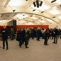 FFV 2015 - Début de soirée au Foyer de la Salle Rome de Beaulieu Lausanne EXPO