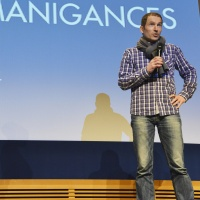 """FFV 2015 - Jean Heches nous présente son film """"Onde, Science et Manigances"""", nominé pour le prix Tournesol 2015."""