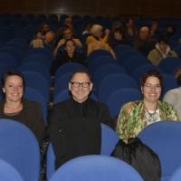 FFV 2015 - Le Jury du Prix Tournesol du Meilleur Film 2015 dans la salle.